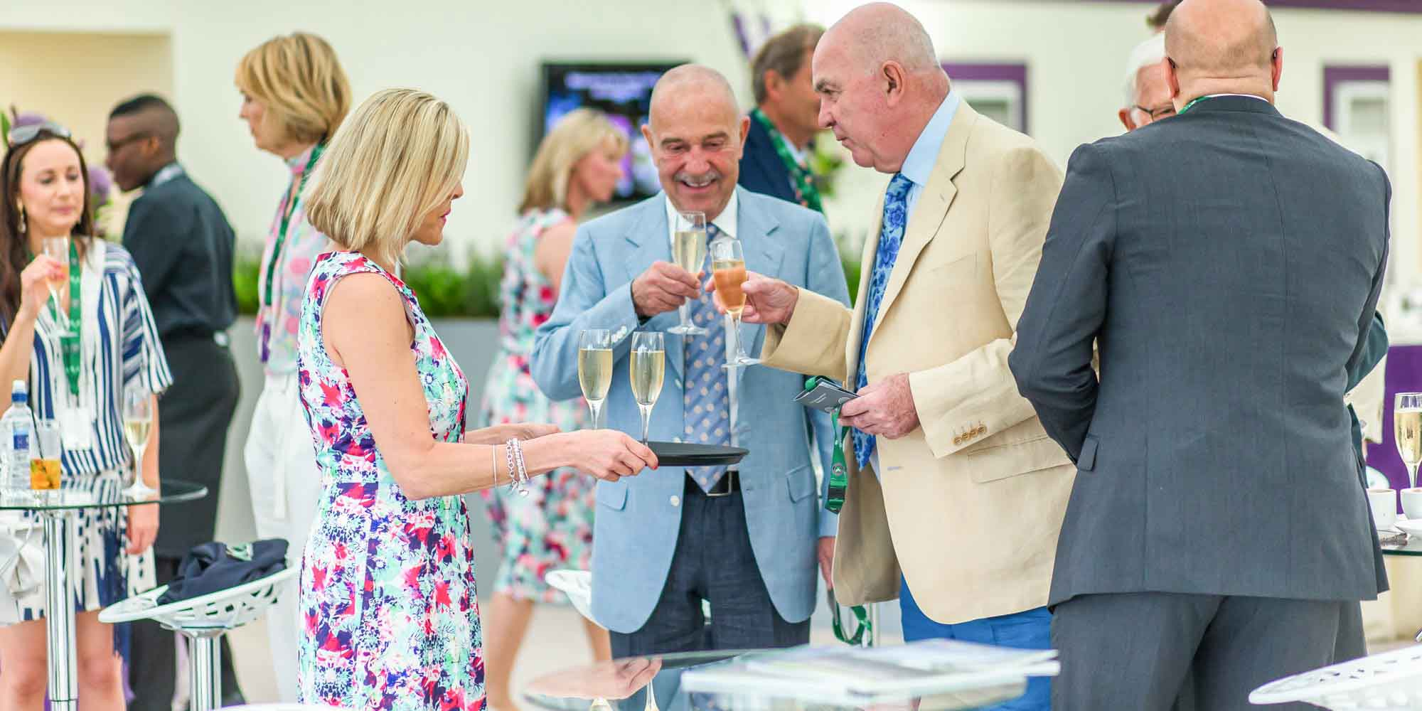 Why Choose Corporate Hospitality